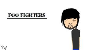 Dave Grohl by Space-Walk