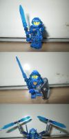 Nexo Knights - Ultimate Clay [70330] by KrytenMarkGen-0
