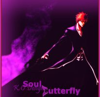 Soul Butterfly by kyofanatic1