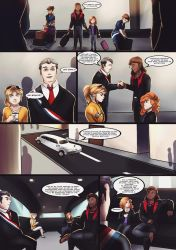 Warriors of the Miraculous Chapter 1 page 3 by MegS-ILS