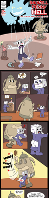 Inkwell Penny Hell -COMIC- Part 1 by Arkham-Insanity