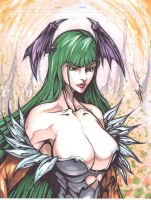 Morrigan by JoseCarlos20