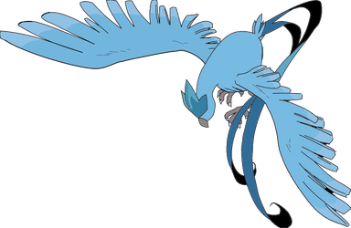 Articuno by bws2cool