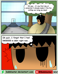 My first thought on going to University... by BobBlaster