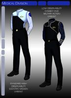 ST:AVG Medical Officer Uniform by JamieTakahashi
