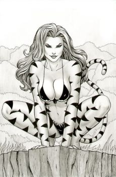 Tigra by rplatt