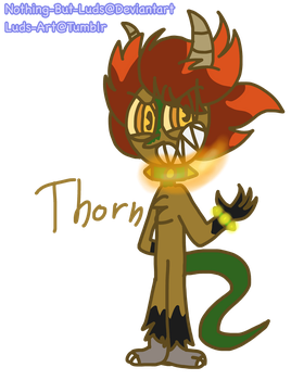 (Gift) Thorn by Nothing-But-Luds