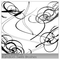 Random Swirls by Scully7491