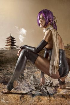 Yoruichi Photoshoot- 4 by Hidrico