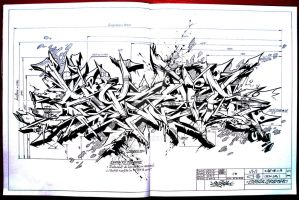 sketch for syhis by ERSTE