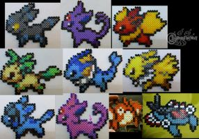 Pokemon Bead Sprites
