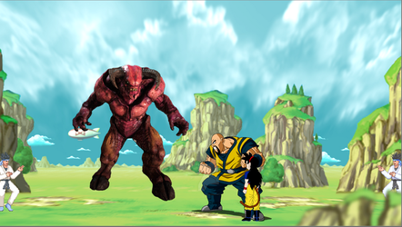 (Multiversal collapse Nappa by Cemal12
