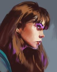 Daily Sketch 885 by GhostlyCarrot