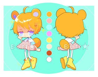 Beary bby Adopt - Closed by bonsei