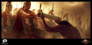 Sparta: War of Empires by Samarskiy