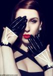 _Ribbons and latex. by josefinejonssonphoto