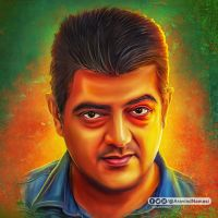 Sathyadev_smudge_painting_damncrazy DP by DamncrazyDesigns