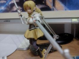 Mami Tomoe Figma [Close up shot] by a0001521