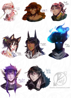 Join-me Request Headshots by Rautic