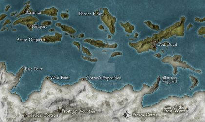 Nocturion: Islands by Luned