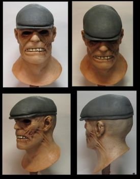 The Goon mask by Justin-Mabry