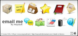 email me for Mac by Mayosoft