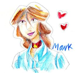 watercolor pencils first try by locomonk