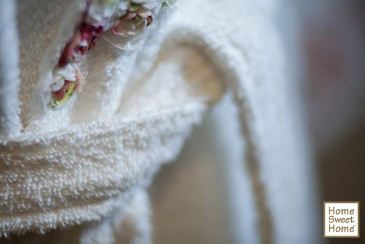 Bathrobe Still Life Close Up Photo by AspetManukyan