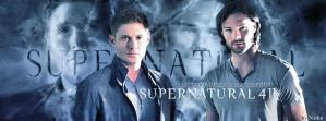 Supernatural Season 10 (Banner) by Nadin7Angel