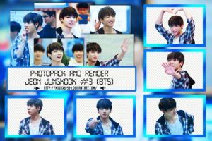 PTP and Render JungKook #3  150509 by MiuHXB1999