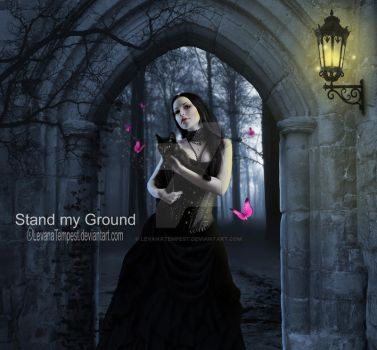 Stand my Ground by LevanaTempest