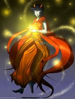 Sylph of Light by Kamik91