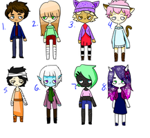 adopts OPEN 3/8 by MeowTownPolice