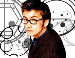 Tenth Doctor by TrillianAstra