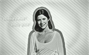 Leia / Carrie Fisher [ Edit #2 ] by CrazyKatix3