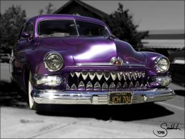 Car Show - Jaws by animeman