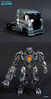 Age of Extinction Galvatron by Unicron9
