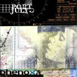 MP3 Cover Art: Phenoxa - Port July (Dubstep) by phenoxa