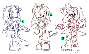 Sonic Adoptables #22 - CLOSED by shadowhatesomochao