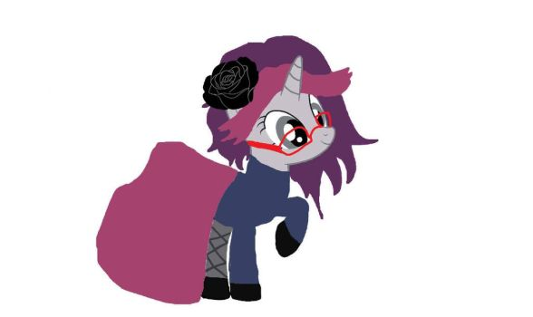 My Little Gothic by lilitink