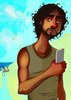 June 05: Sayid Jarrah by Buuya