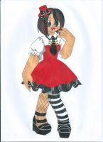 Contest: Nayume's Outfit Design by animequeen20012003