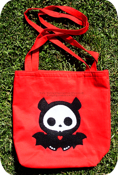 Skelanimals Bag: Diego by Kitty-Sprinkles