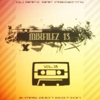 Mixfilez Vol.13 Front Cover by rafmaister