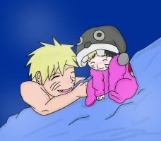 Naruto And Aya: Picture Day by narusasulover16
