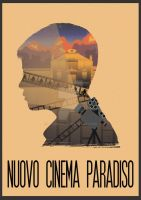 The Many Faces of Cinema: Nuovo Cinema Paradiso by Hyung86