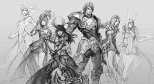 Aion gamemates by engkit