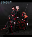 DGM: Stand by by wtfproductionsskits