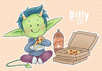 Lazy Day: Delivery Pizza! by Estherella