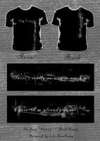 The Fray 'Vienna' T-Shirt by jadeoracle